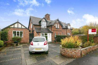 1 Bedroom Semi Detached House for sale in Bryn Cottages, Warrington Road, Gorstage, Northwich
