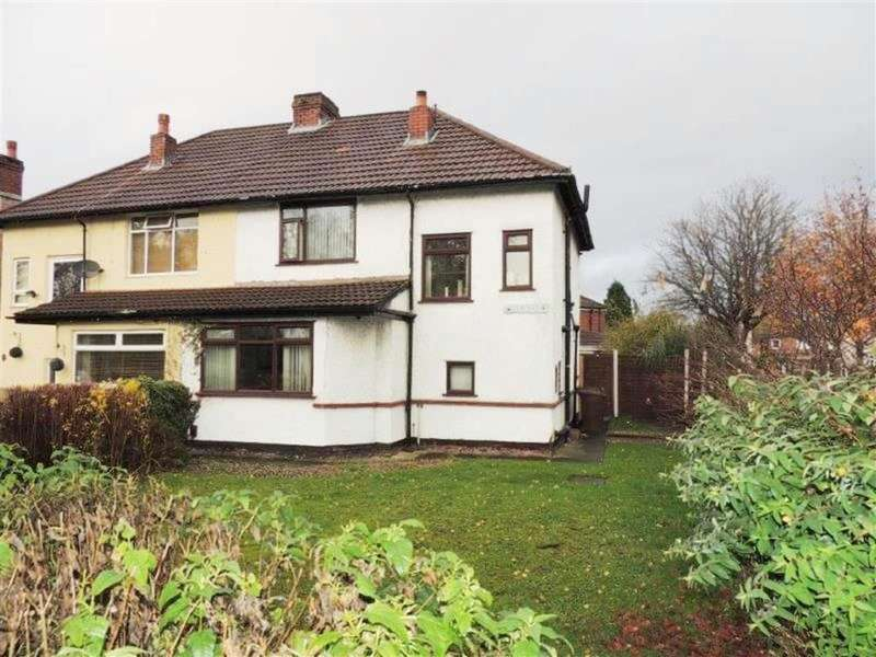 3 Bedrooms Property for sale in West Drive, Droylsden, Manchester
