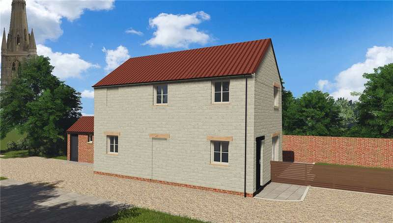 3 Bedrooms Detached House for sale in Spire Mews, Swinegate, Grantham, NG31