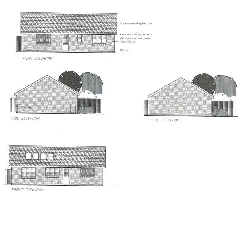 2 Bedrooms Land Commercial for sale in Building Plot to the rear of 98 Fontygary Road, Rhoose