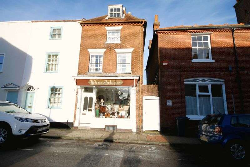 2 Bedrooms Terraced House for sale in Queen Steet, Emsworth