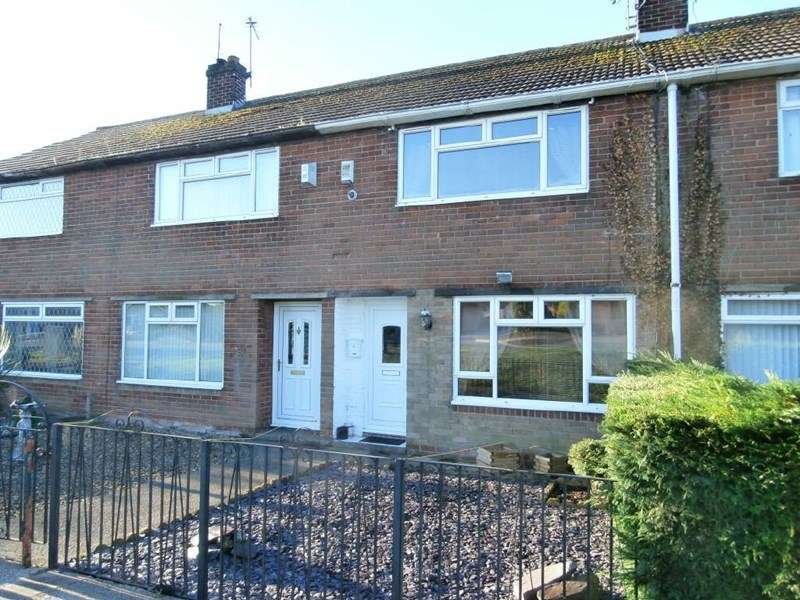 2 Bedrooms Terraced House for sale in Weghill Road, Preston,