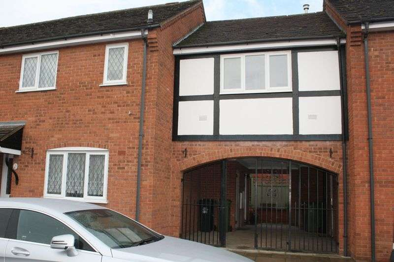 1 Bedroom Flat for sale in Head Street, Pershore