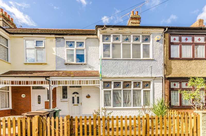 3 Bedrooms House for sale in Garner Road, Walthamstow, E17
