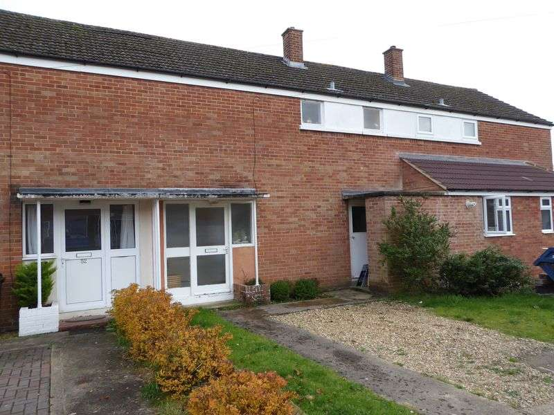 2 Bedrooms Terraced House for sale in Fairhaven Road, Caversfield
