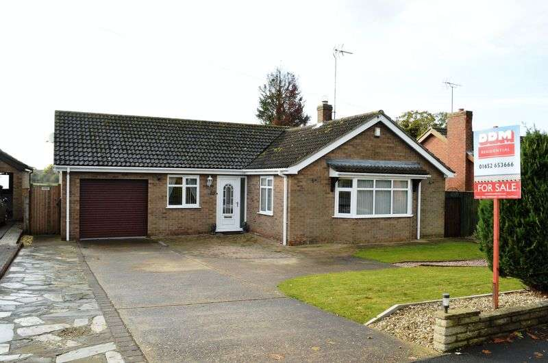 3 Bedrooms Detached Bungalow for sale in North Kelsey Road, Caistor