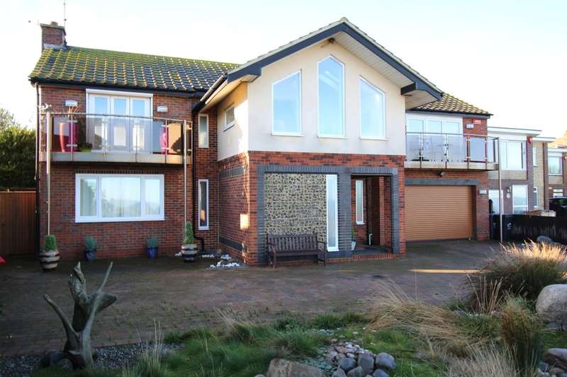 5 Bedrooms Detached House for sale in Driftwood Marine Drive, Broadstairs, CT10