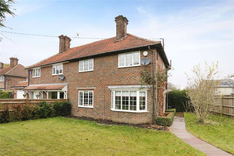 3 Bedrooms Semi Detached House for sale in Whitefield Lane, Great Missenden, Buckinghamshire, HP16