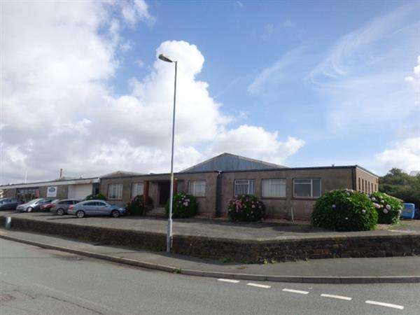 Warehouse Commercial for sale in Factory Premises, Thornton Industrial Estate, Milford Haven