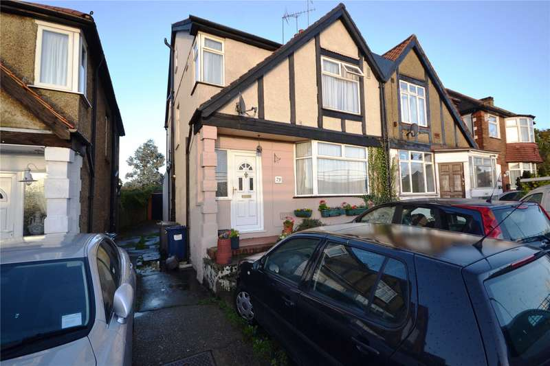 4 Bedrooms Semi Detached House for sale in Great North Way, Hendon, London, NW4