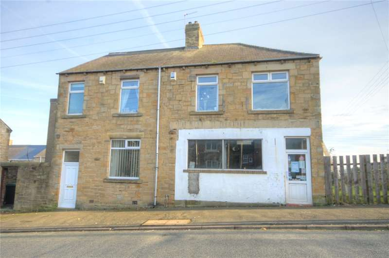3 Bedrooms Detached House for sale in Front Street, Tantobie, Stanley, DH9