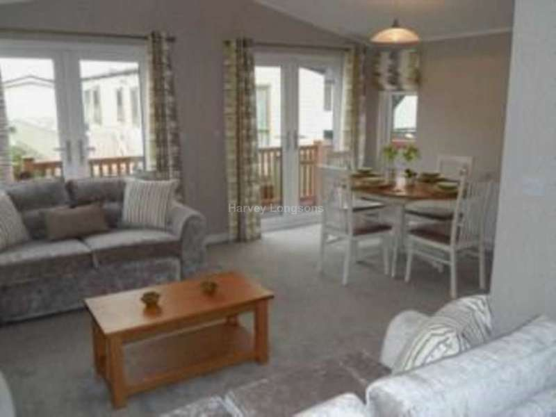 2 Bedrooms Lodge Character Property for sale in Sandhills Holiday Park, Mudeford, Christchurch