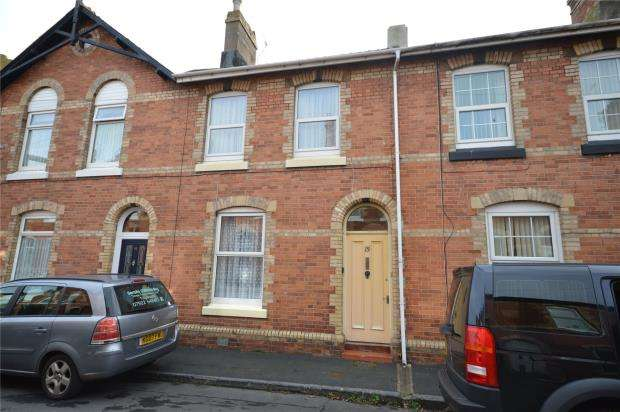 3 Bedrooms Terraced House for sale in Salisbury Terrace, Teignmouth, Devon
