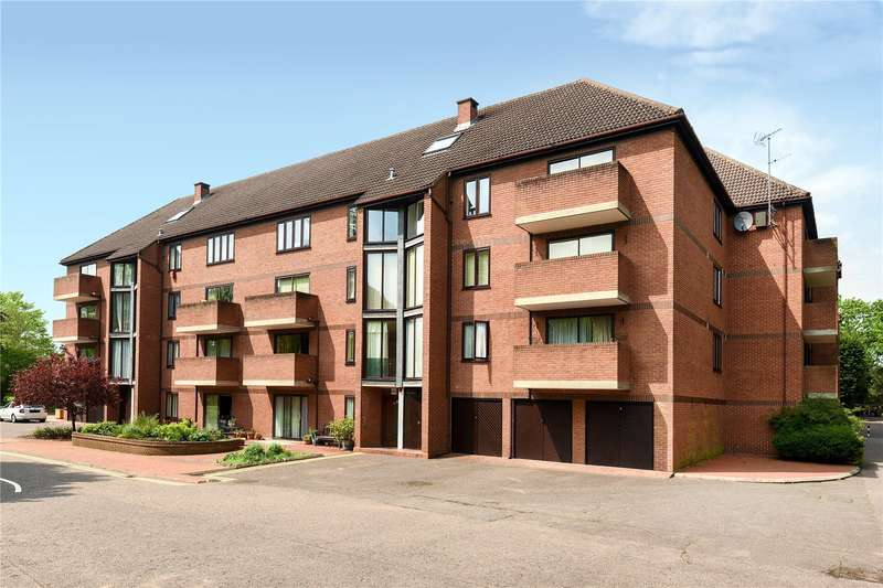 3 Bedrooms Apartment Flat for sale in The Forresters, Winslow Close, Pinner, Middlesex, HA5