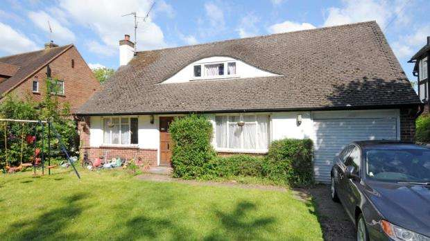 3 Bedrooms Detached Bungalow for sale in South Drive, Sonning, Reading