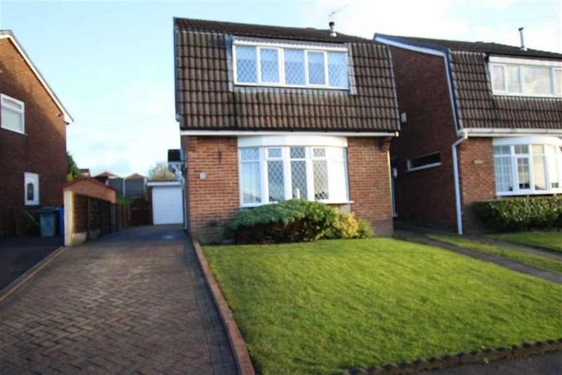 3 Bedrooms Property for sale in Leander Drive, Castleton, Rochdale