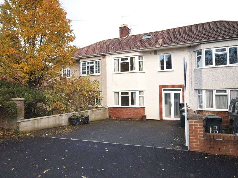 3 Bedrooms Terraced House for sale in Arbutus Drive, Bristol