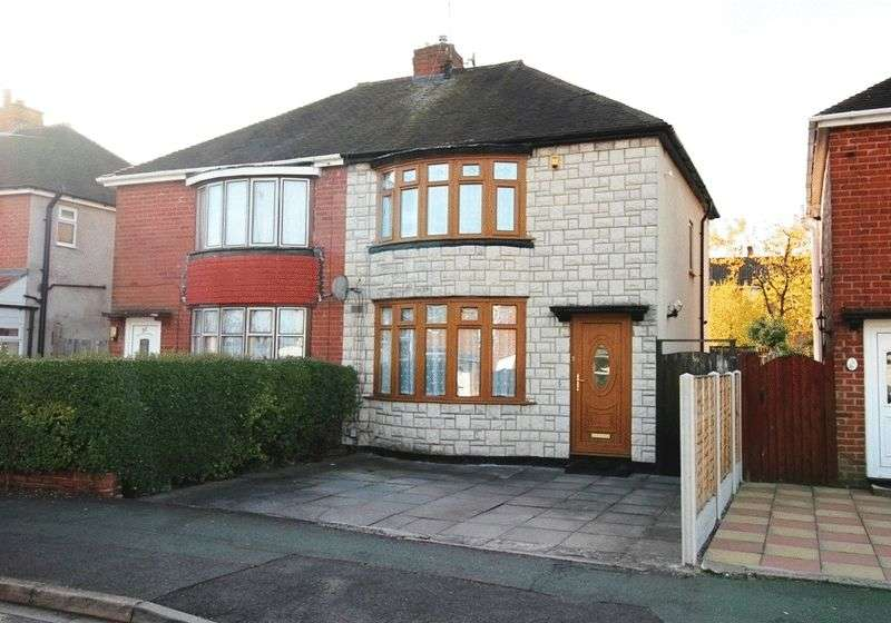 3 Bedrooms Semi Detached House for sale in Hilton Road, Lanesfield
