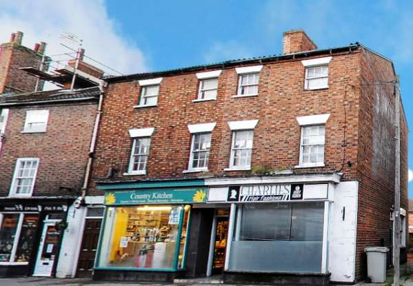 2 Bedrooms Apartment Flat for sale in North Street, Horncastle, Lincolnshire, LN9 5EB