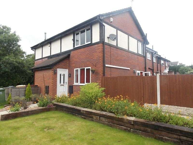2 Bedrooms Terraced House for sale in Old Vicarage, Westhoughton