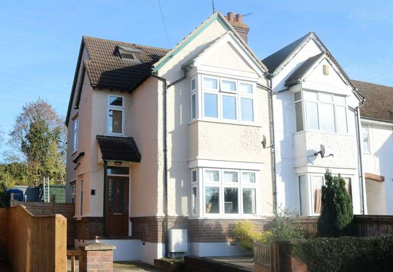 4 Bedrooms Semi Detached House for sale in Clarendon Road, High Wycombe