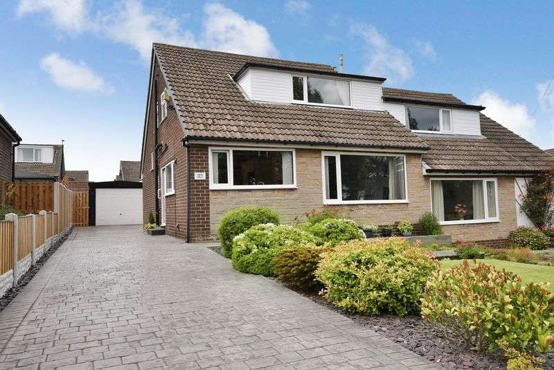 4 Bedrooms Semi Detached House for sale in Royds Lane, Rothwell