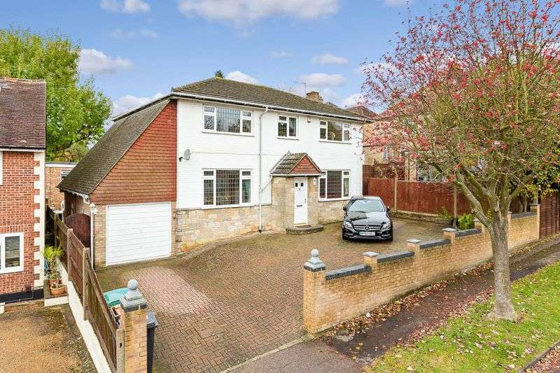 4 Bedrooms Detached House for sale in Richmond Road, Coulsdon