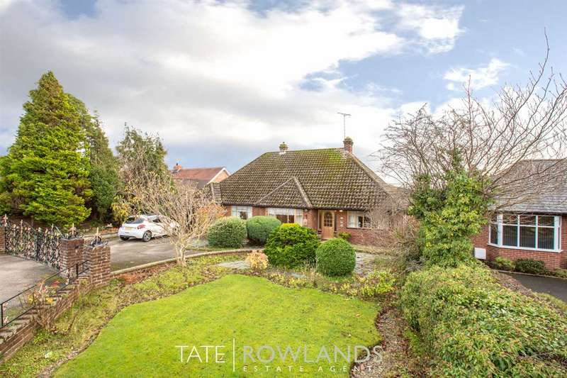 4 Bedrooms Bungalow for sale in Mold Road, Mynydd Isa