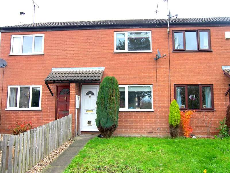 2 Bedrooms Town House for sale in River View, Pye Bridge, Alfreton, Derbyshire, DE55