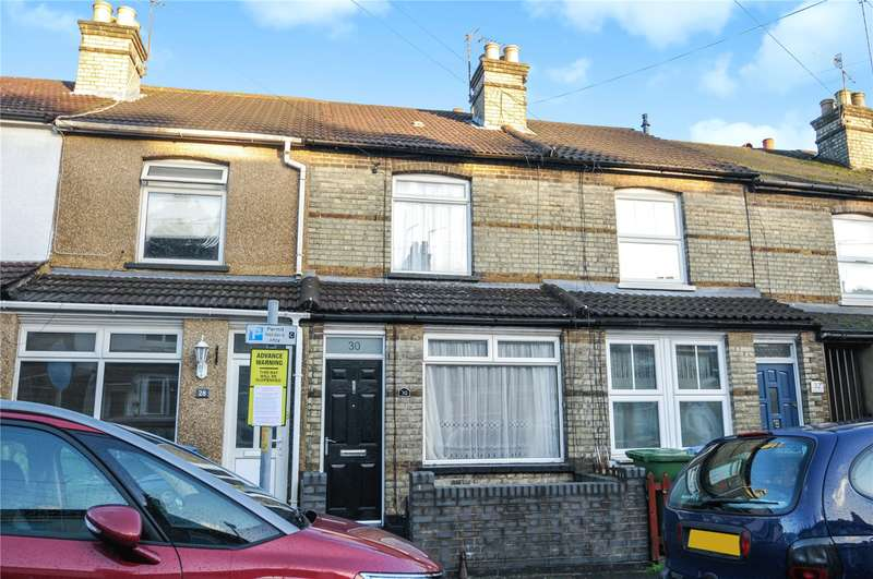 3 Bedrooms Terraced House for sale in Shaftesbury Road, Watford, Hertfordshire, WD17
