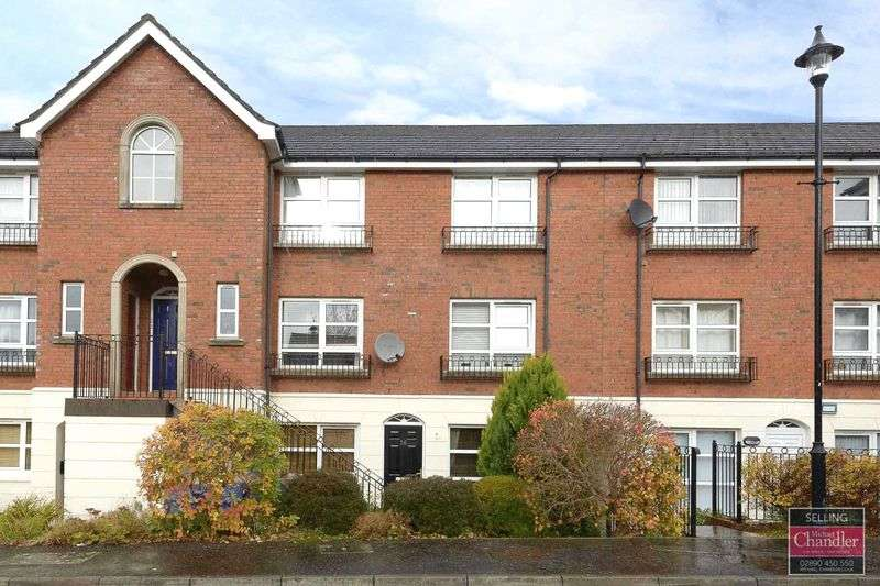 2 Bedrooms Flat for sale in 16 Richmond Avenue, Holywood, BT18 9TE