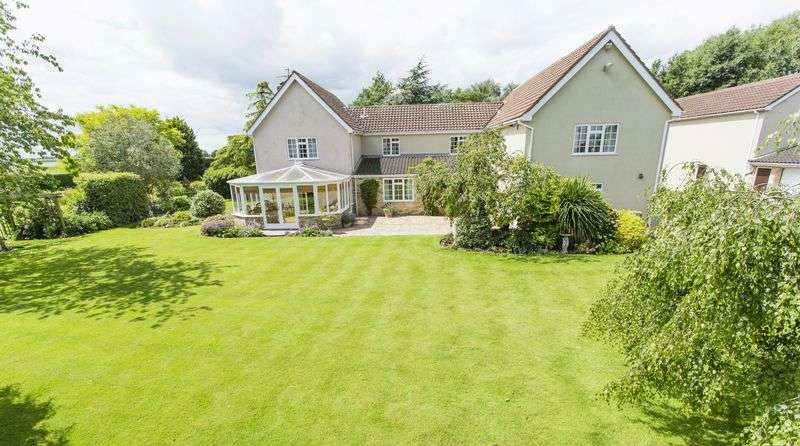 5 Bedrooms Detached House for sale in Willow Lodge, Bull Bridge, Upwell