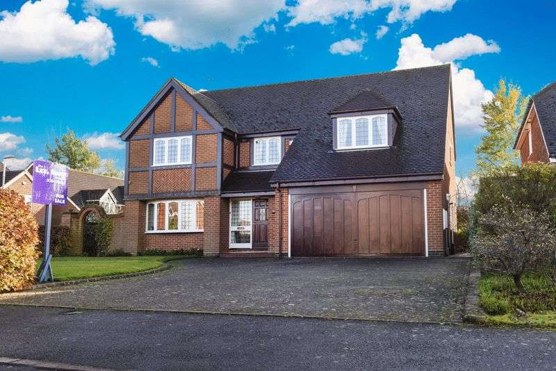 4 Bedrooms Detached House for sale in Bell Meadow, Pedmore, Stourbridge
