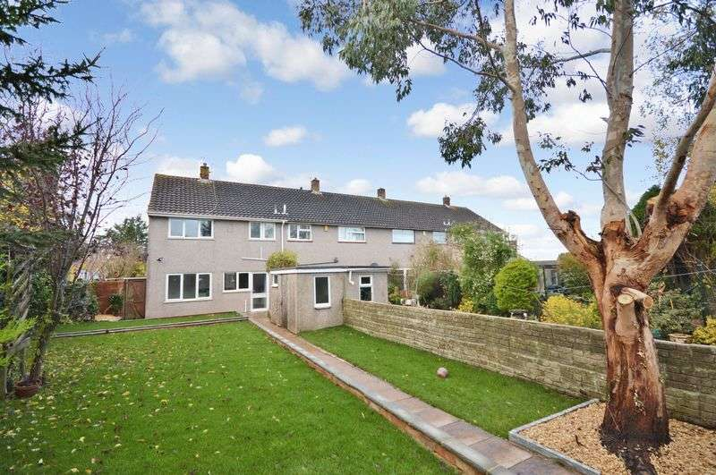 3 Bedrooms Terraced House for sale in Rudgewood Close, Bristol