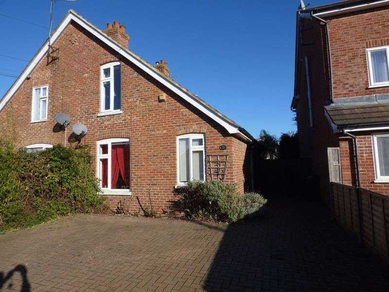 3 Bedrooms Semi Detached House for sale in Rising Road, Ashford