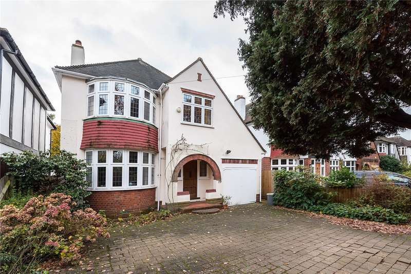 4 Bedrooms Detached House for sale in Sandy Lane, Richmond, TW10
