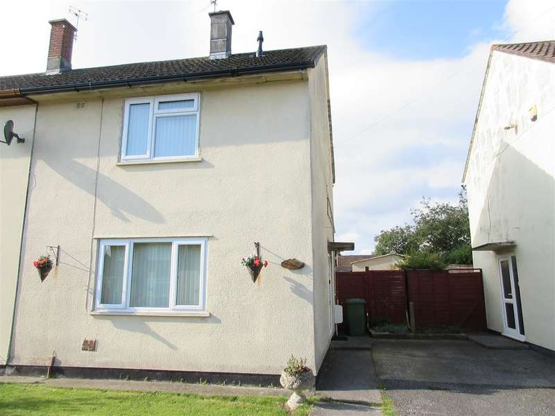 2 Bedrooms Semi Detached House for sale in Far Handstones, Cadbury Heath, Bristol