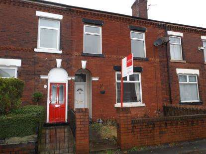 4 Bedrooms Terraced House for sale in Bank Street, Golborne, Warrington, Greater Manchester