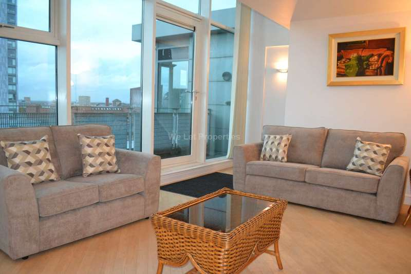 2 Bedrooms Apartment Flat for rent in W3, Whitworth Street West