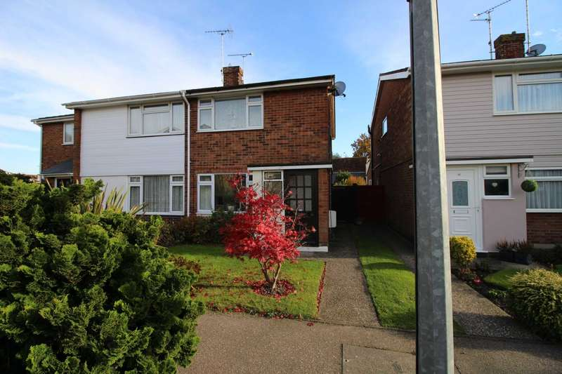 2 Bedrooms Semi Detached House for sale in Talisman Walk, Tiptree