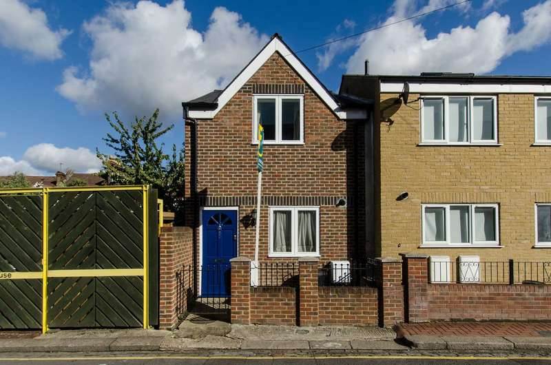 2 Bedrooms House for sale in Tooting Broadway, Tooting, SW17