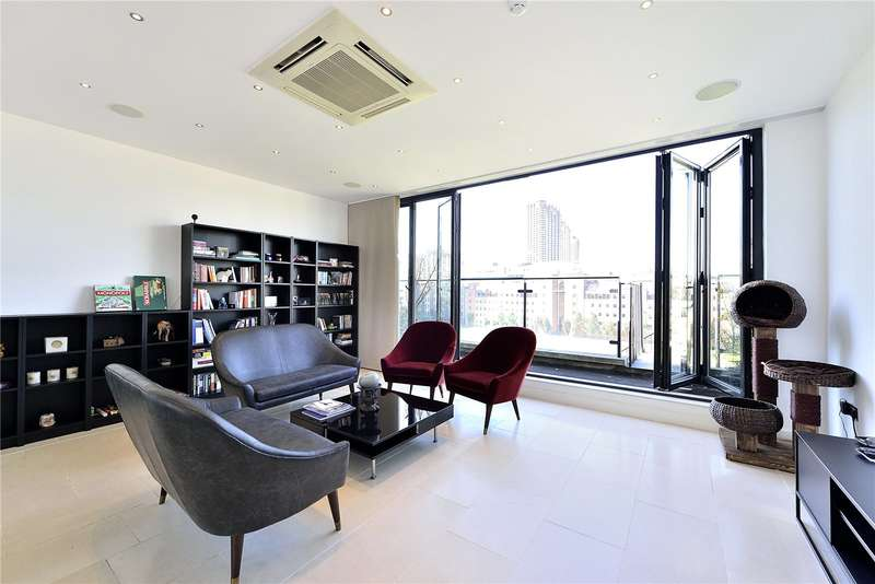 2 Bedrooms Flat for sale in Westview Apartments, 18 City Road, Clerkenwell, EC1Y