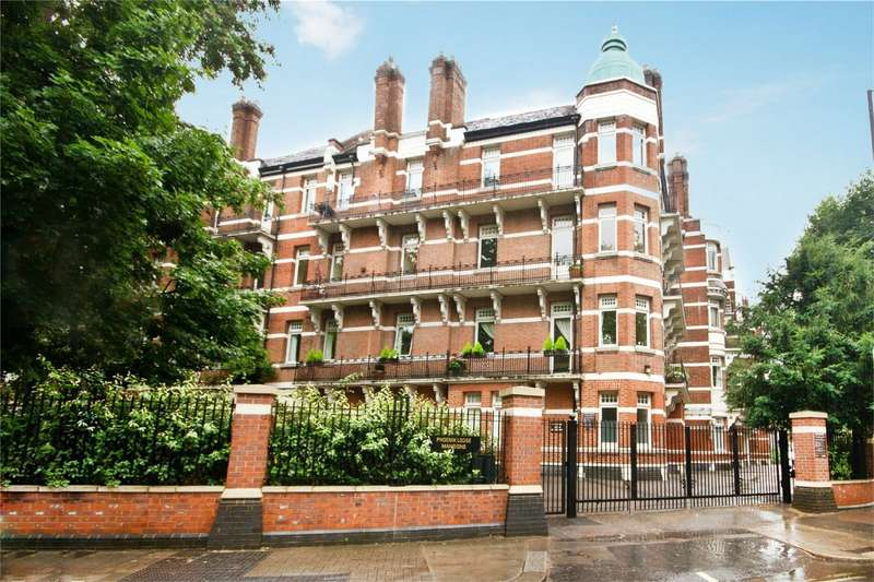 3 Bedrooms Flat for sale in Phoenix Lodge Mansions, Brook Green, Hammersmith
