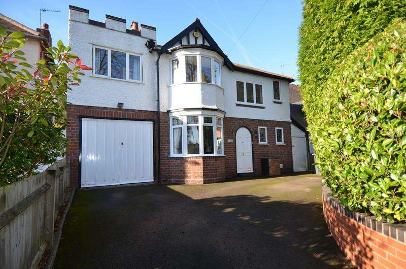 4 Bedrooms Detached House for sale in Hazelhurst Road, Kings Heath, Birmingham