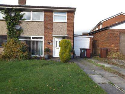 3 Bedrooms Semi Detached House for sale in Quebec Road, Blackburn, Lancashire