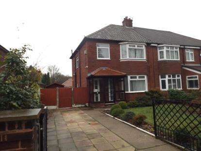 3 Bedrooms Semi Detached House for sale in Radcliffe Road, Bolton, Greater Manchester
