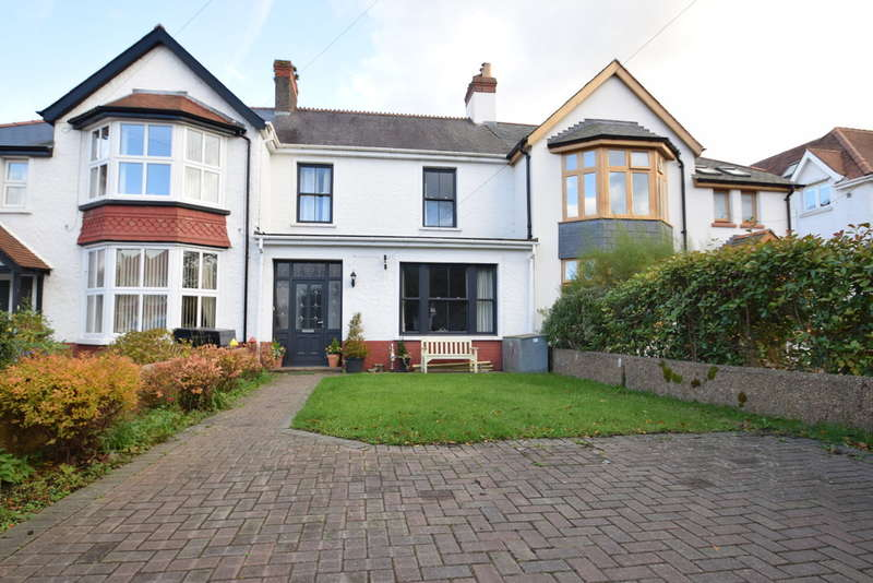 3 Bedrooms Terraced House for sale in 81 Merthyr Mawr Road, Bridgend, Bridgend County Borough, CF31 3NS
