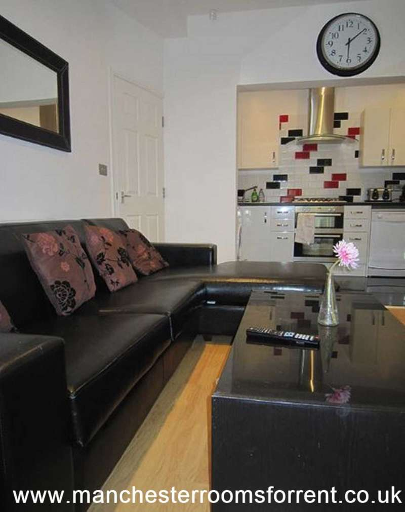 8 Bedrooms Terraced House for rent in 8 Albion Road, Fallowfield, M14 6LU
