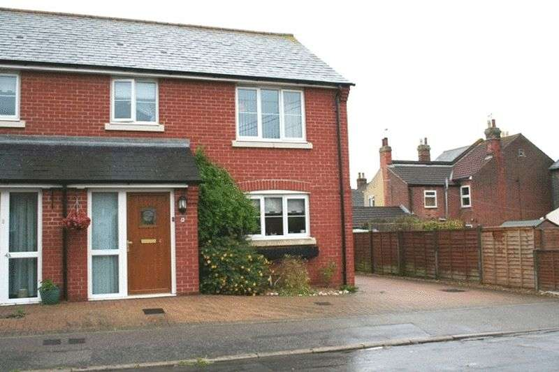2 Bedrooms Semi Detached House for sale in North Road, Brightlingsea