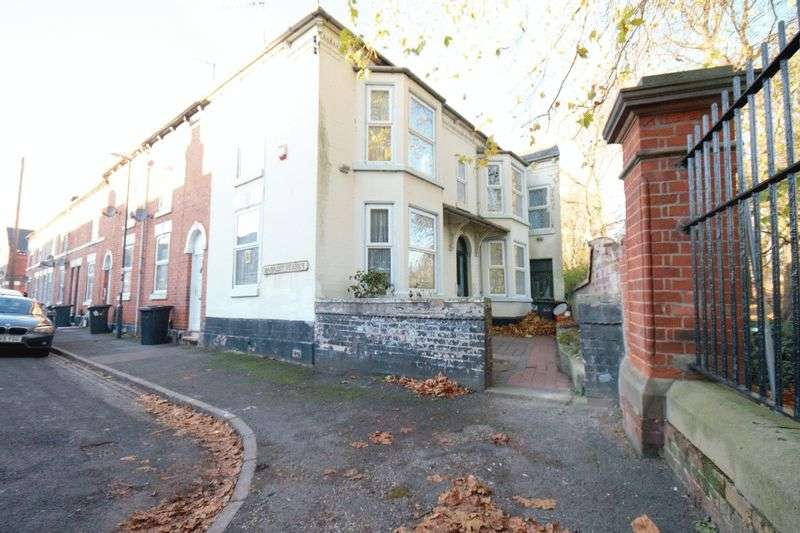 3 Bedrooms House for sale in HARRIET STREET, DERBY